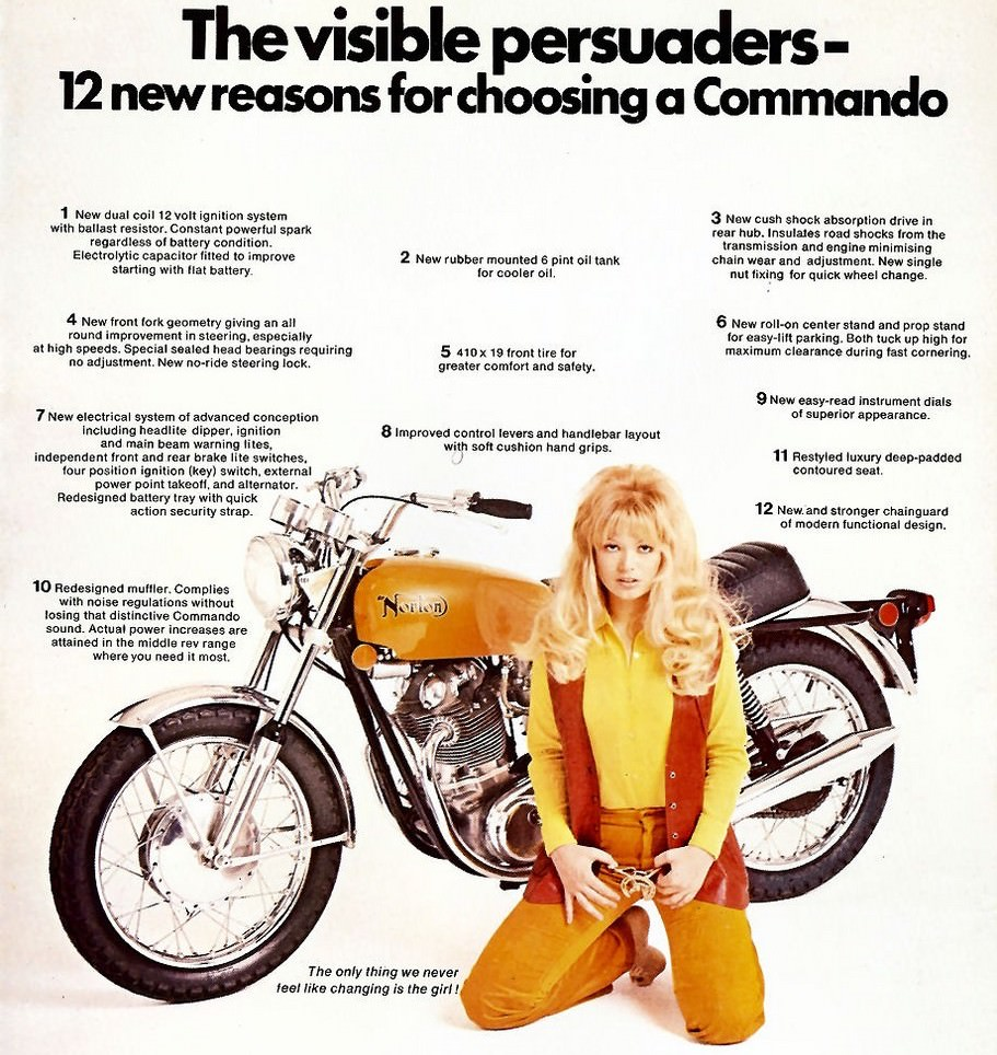 Norton Commando - The Essential Free Buying Guide