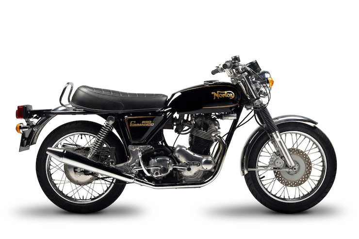1973 norton commando 850 mk ii roadster