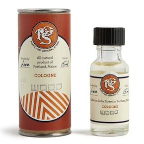Portland General Store Wood Cologne Thumbnail