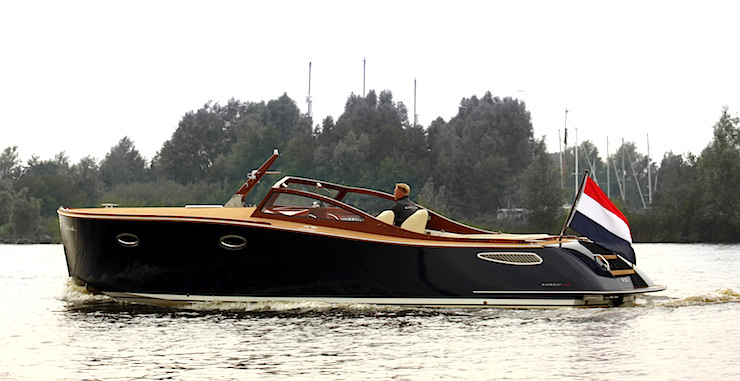 Rapsody Yachts R32 1