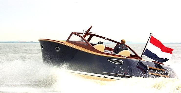 Rapsody Yachts R32 2