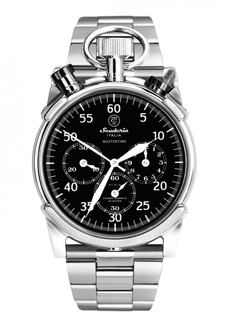 Scuderia Master Time Automatic Watch