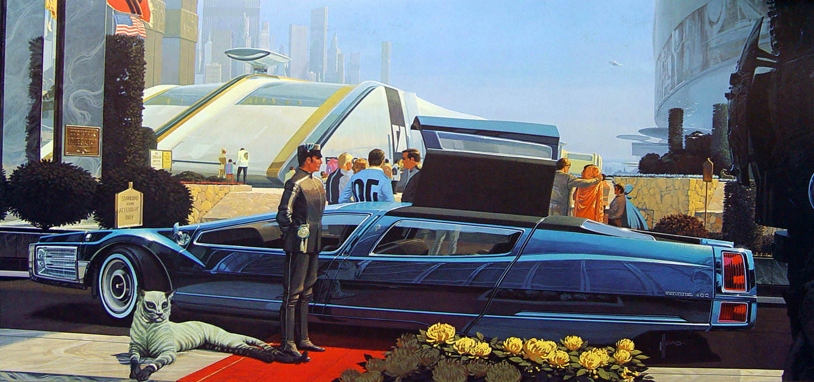 Syd Mead Cars