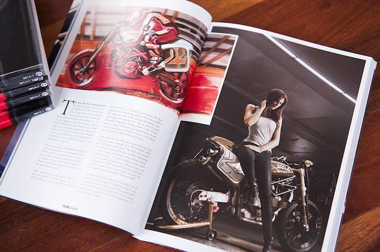 Tank Moto Magazine 1