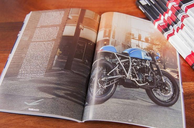 Tank Moto Magazine 5