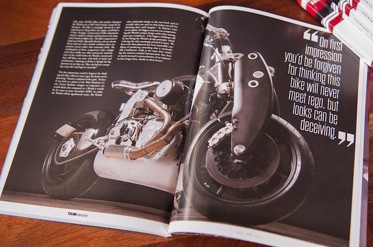 Tank Moto Magazine 6