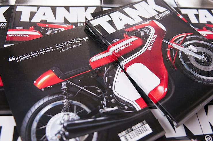 Tank Moto Magazine