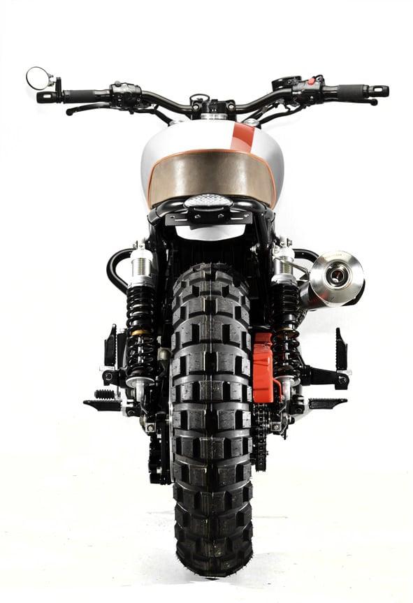 Triumph Bonneville t100 2