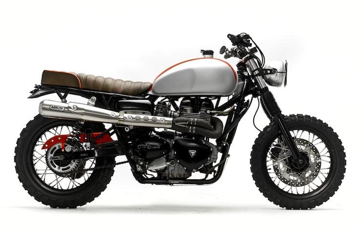 Triumph Bonneville t100 3