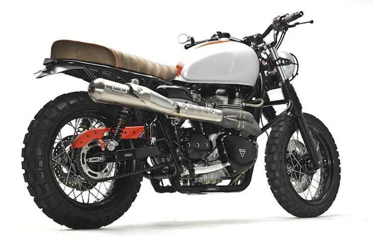 Triumph Bonneville t100 6