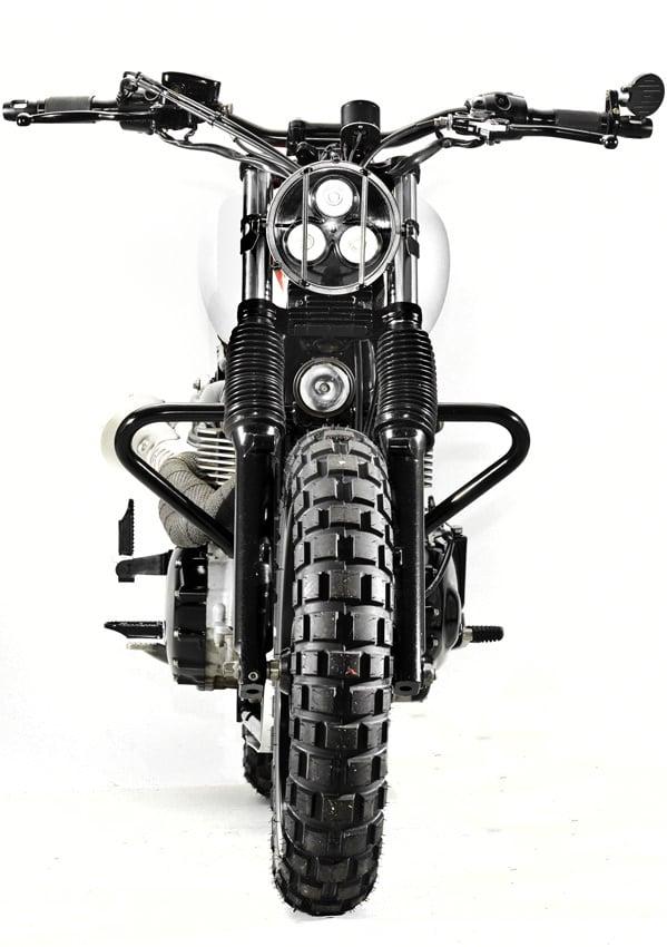 Triumph Bonneville t100 7