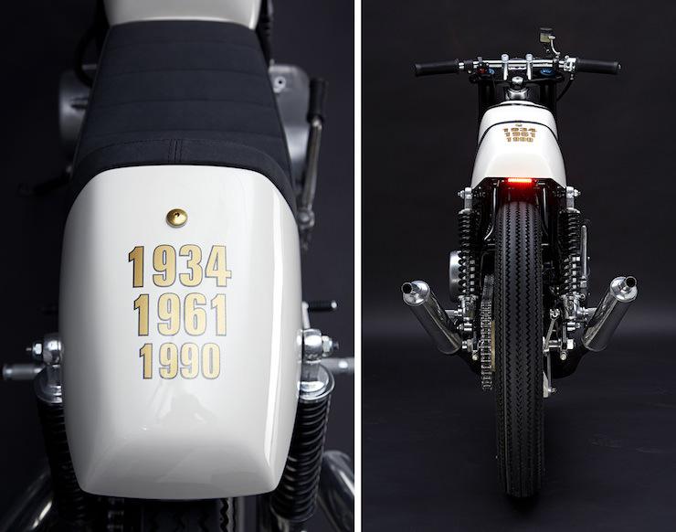Yamaha RD250 2