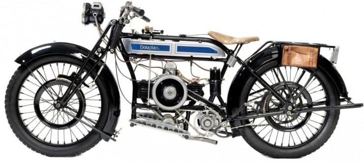 1925 DOUGLAS 2¾HP