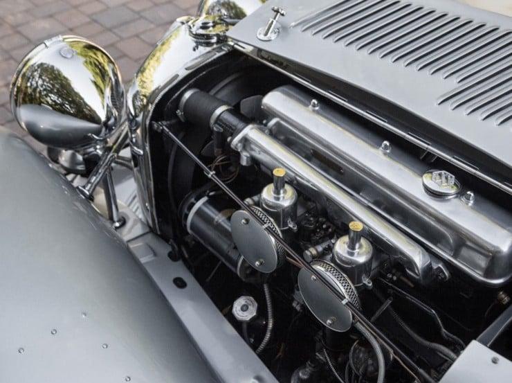 1938 SS 100 Jaguar 3½-Litre Roadster 2