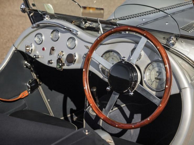 1938 SS 100 Jaguar 3½-Litre Roadster 3