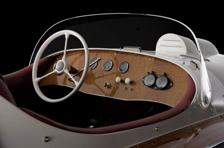 1950 Berlin lll E2 Class racing sports boat 5