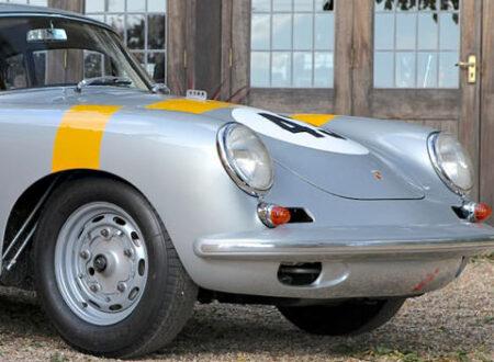 1962 Porsche 356B 1600 Super 90 GT 1