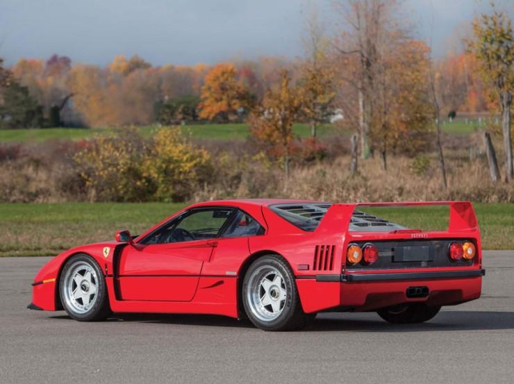 1990 Ferrari F40 3