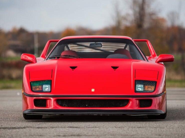 1990 Ferrari F40 4