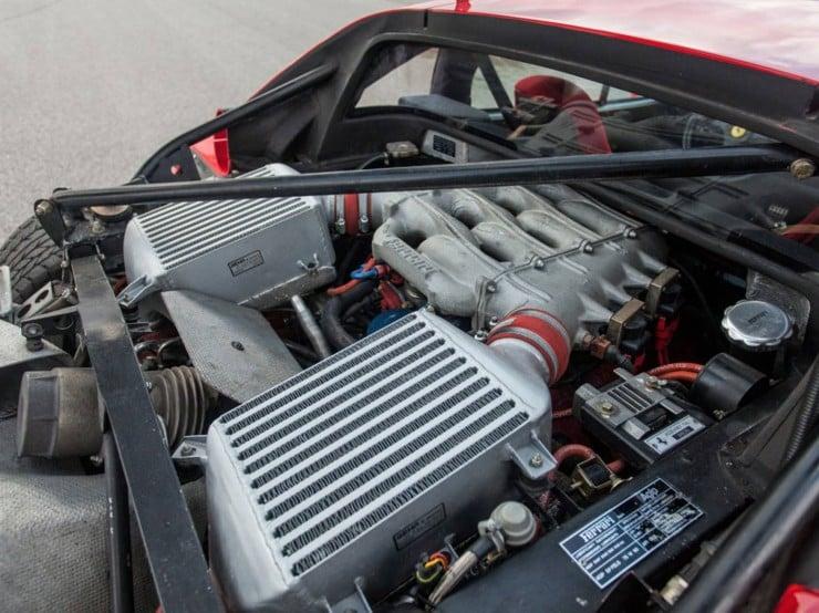 1990 Ferrari F40 5