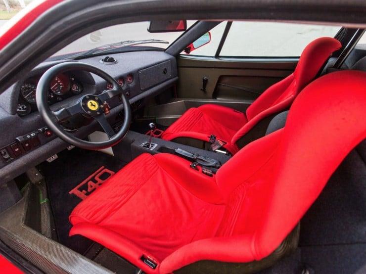 1990 Ferrari F40 7