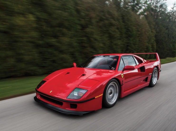 Ferrari F40 For Sale >> Ferrari F40