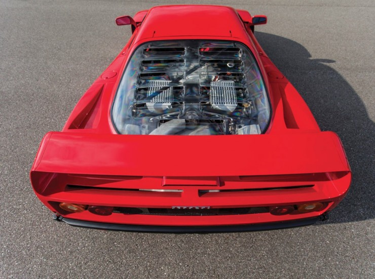 1990 Ferrari F40 8