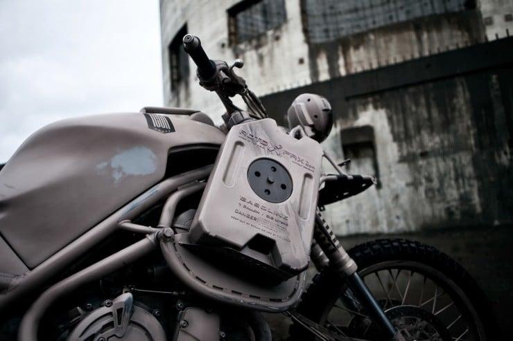 2011 TIGER 800XC