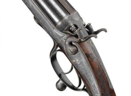 500 Black Powder Express Rifle