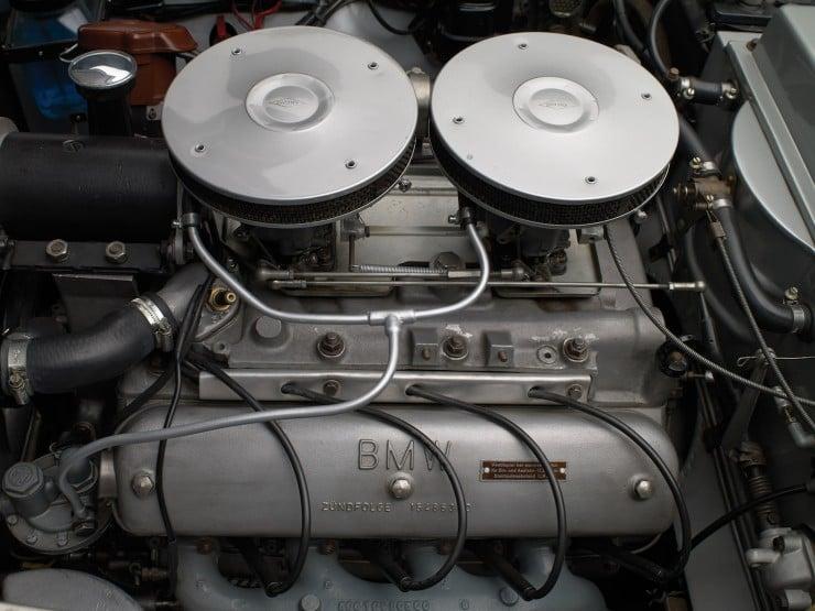 BMW 507 Engine