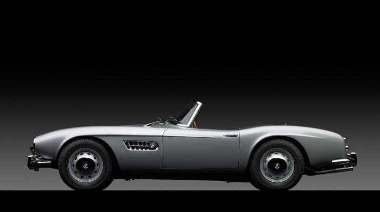 BMW 507 Side