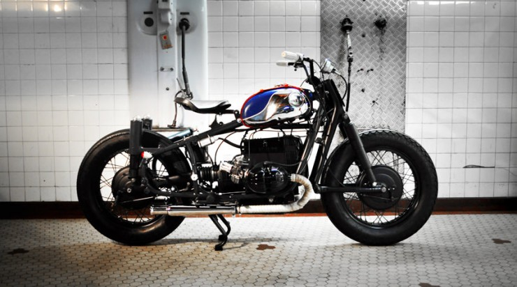 BMW Custom by Blitz Motorcycles