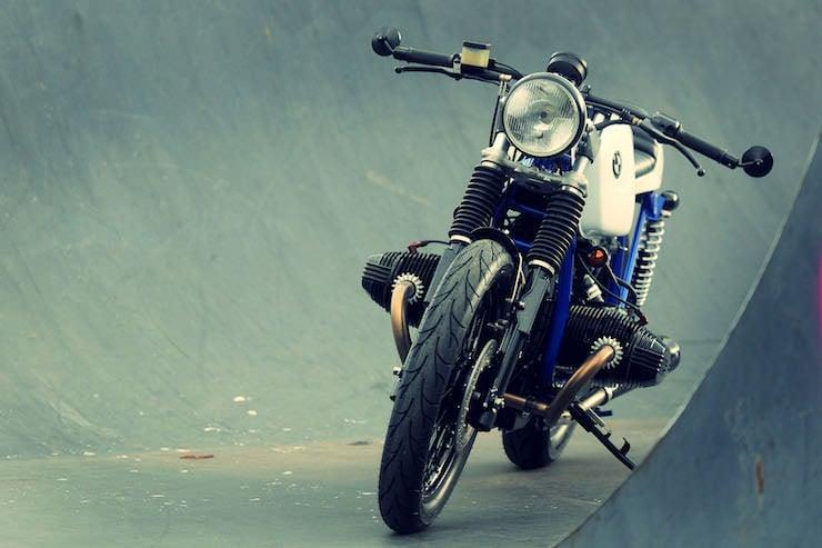 BMW Custom motorbike 2