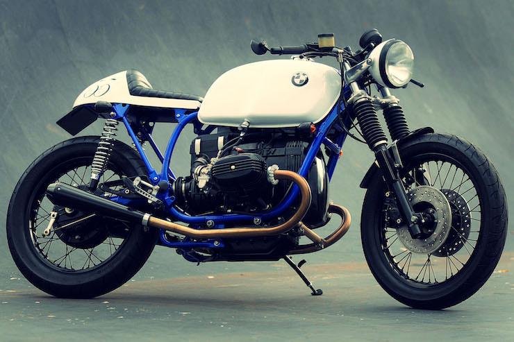BMW Custom motorbike 3