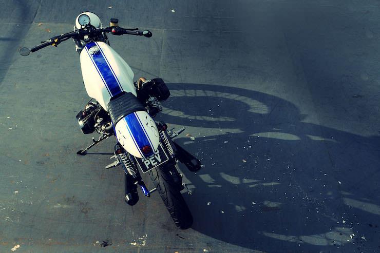 BMW Custom motorbike 4