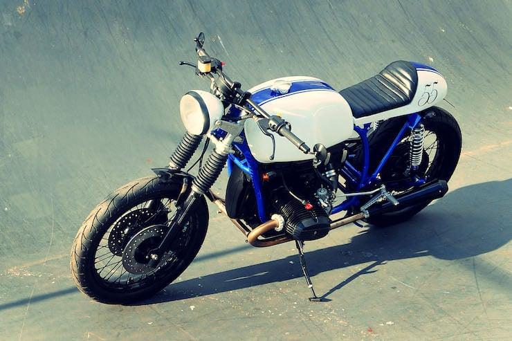BMW Custom motorbike 5