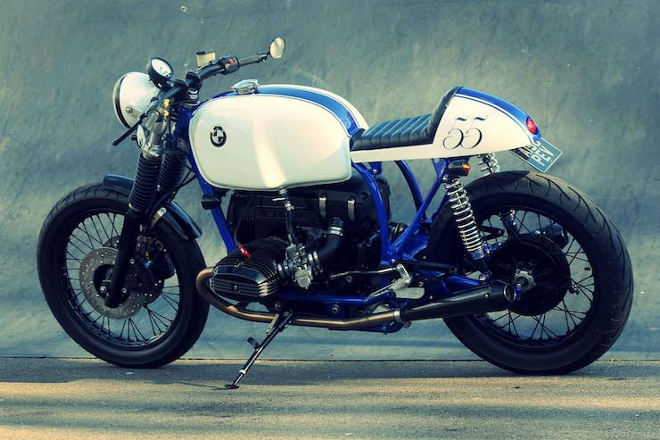 BMW Custom motorbike 7