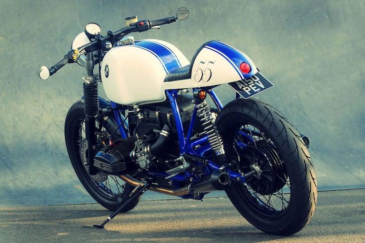 BMW Custom motorbike