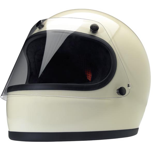 Biltwell Gringo full-face helmet shield