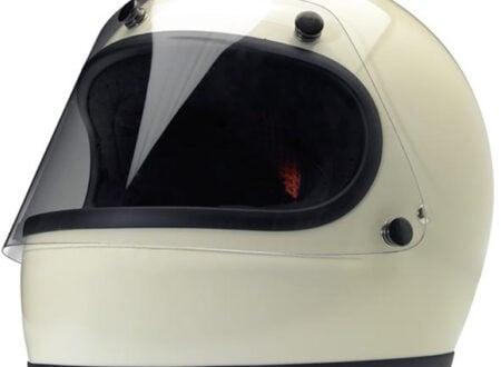 Biltwell Gringo full-face helmet shield
