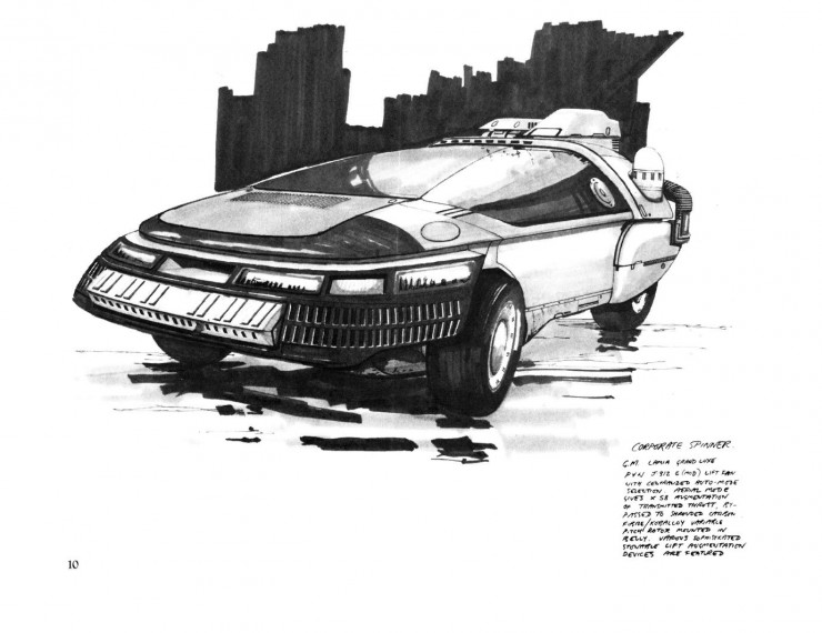 BladeRunnerSketchbook 10 740x570 Blade Runner Sketchbook   Free Download