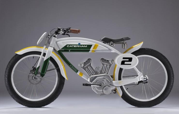 Classic E-Bike by Caterham Bikes
