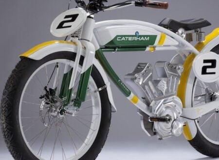 Caterham Classic e bike 021 450x330 - Classic E-Bike by Caterham Bikes