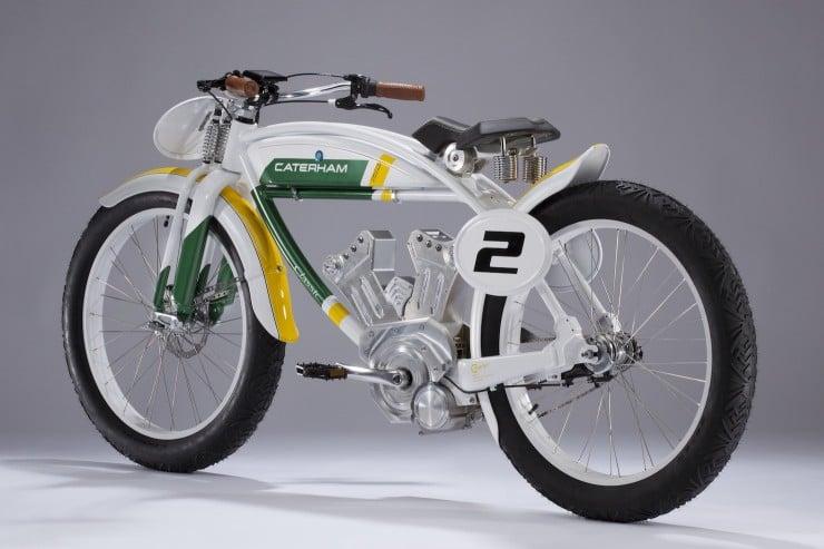 Caterham Classic e-bike 03