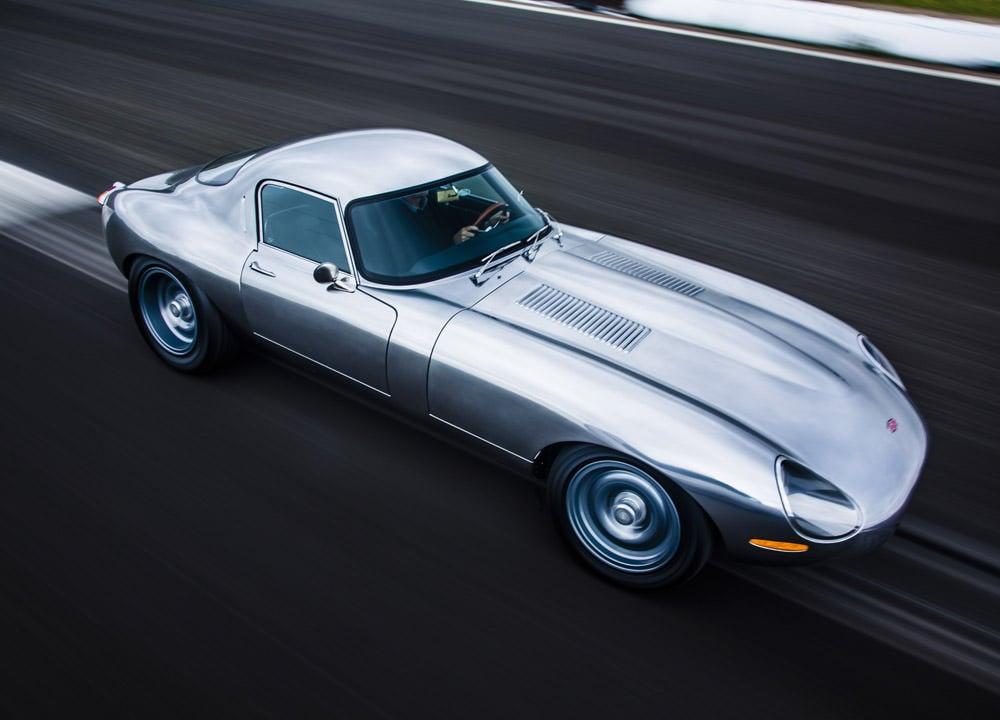 Old Jaguar Car Types