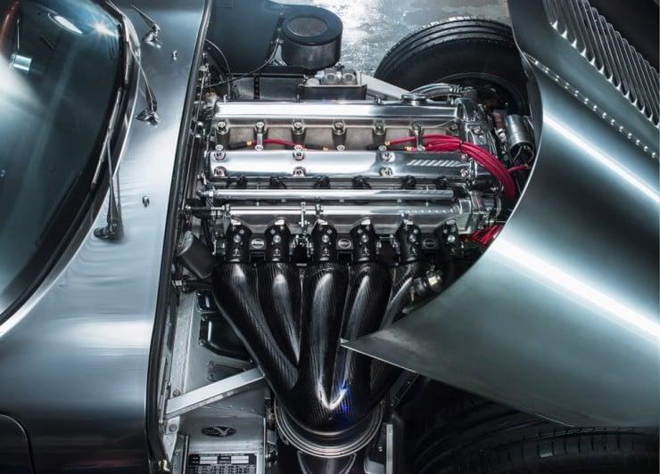 Eagle E-Type Low Drag GT Engine