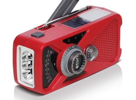 Eton Hand Turbine AM FM Radio Thumbnail 450x330 - Eton Hand Turbine AM/FM Radio with Smartphone Charger