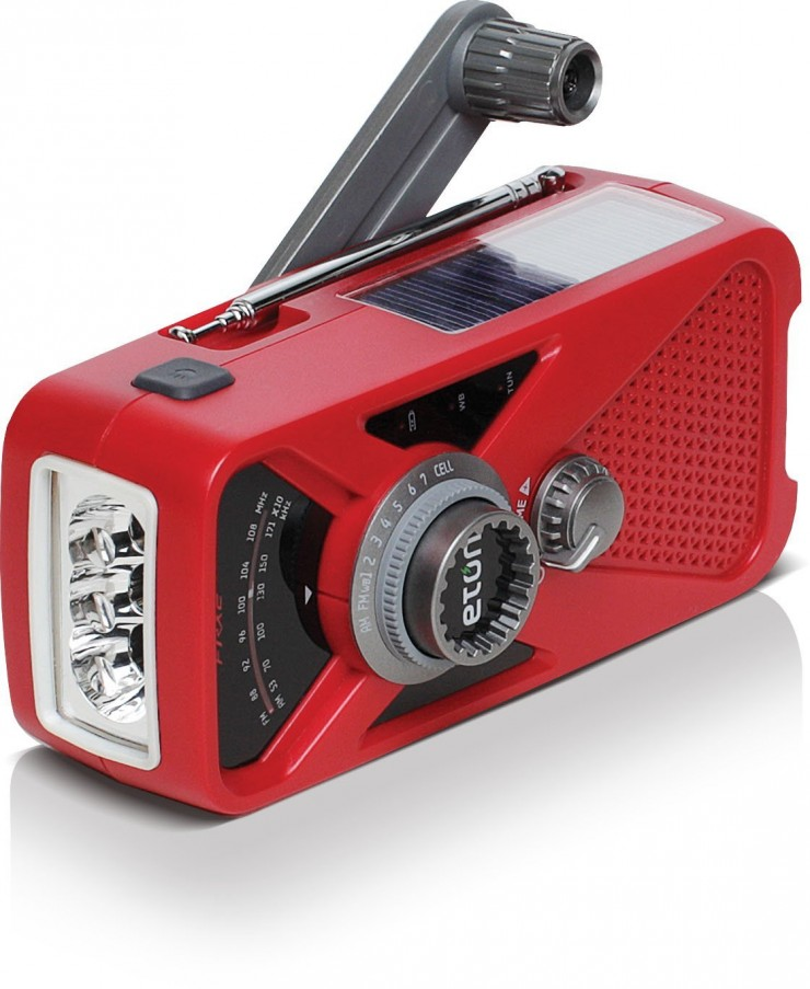 Eton Hand Turbine AM:FM Radio