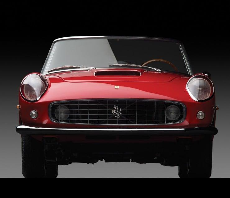 Ferrari 250 GT Front