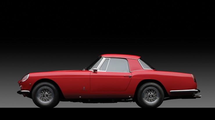 Ferrari 250 GT Profile